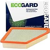 Ecogard XA6131 Premium Engine Air Filter Fits Chevrolet, Equinox 3.0L 2010-2012 | GMC 2.4L 2010-2017, Terrain 3.6L 2013-2017