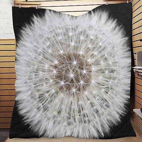 Amazon.com: InterestPrint - Colcha de algodón con diseño de ...
