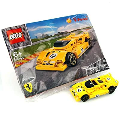 40193 Lego Shell V-power Ferrari 512 S Exclusive Sealed by LEGO bolsa de polietileno: Juguetes y juegos