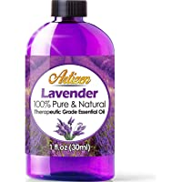 Artizen Lavender Essential Oil (100% PURE & NATURAL - UNDILUTED) Therapeutic Grade - Huge 1oz Bottle - Perfect for Aromatherapy, Relaxation, Skin Therapy & More!