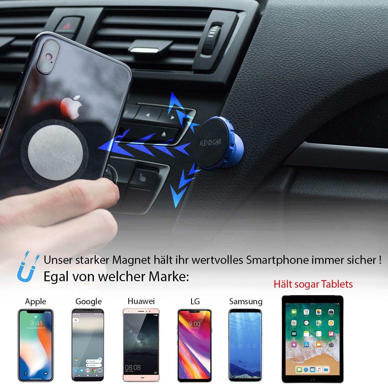 Flexd X Auto Handyhalterung Magnet Stark Handyhalter Elektronik