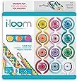 Style Me Up! i-loom - Rainbow Pop (12 pack)