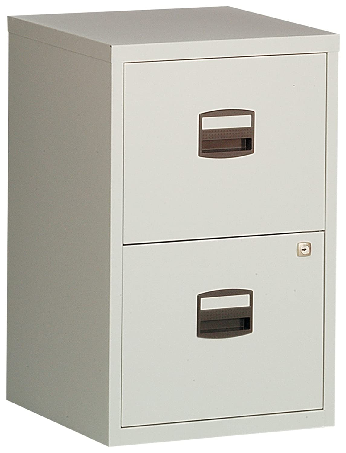 Bisley Steel  Drawer Filing Cabinet Grey Amazon Co Uk Kitchen Home