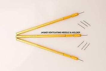 Amazon com : Jagazi One Ventilating Holder only (No needle