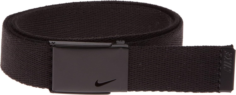9f400b88eccfef Nike Women's Tech Essentials Single Web Belt, Black, One Size at Amazon  Women's Clothing store:
