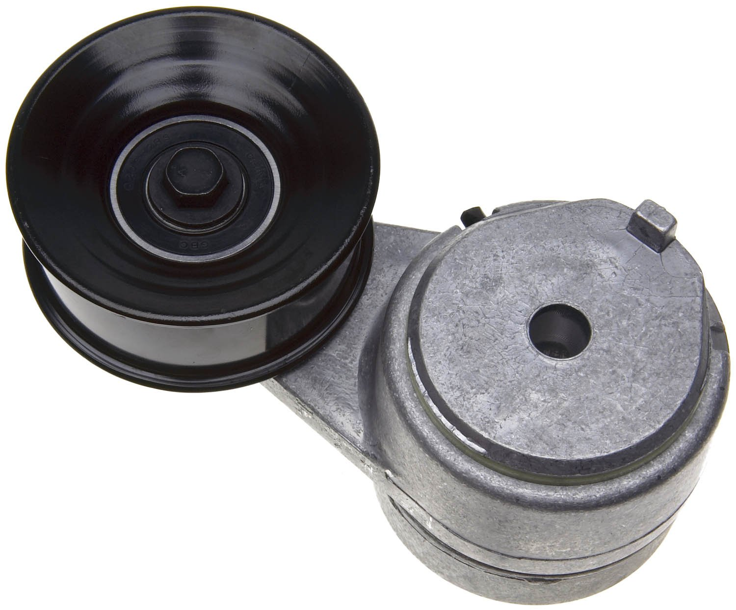 ACDelco 38367 Professional Automatic Belt Tensioner and Flanged Pulley Assembly by ACDelco