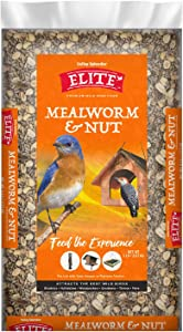 Valley Splendor 9499 Elite Mealworm & Nut, 5 lb