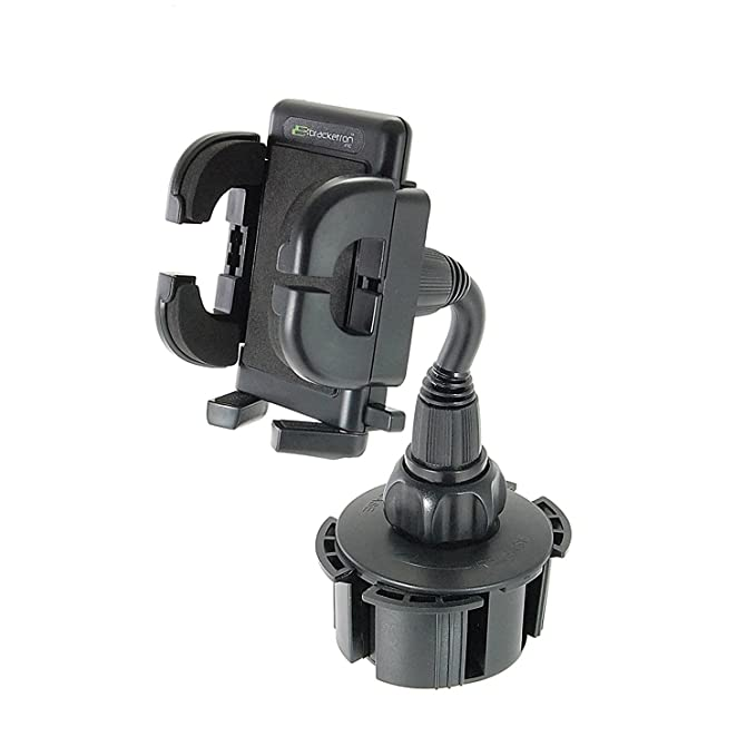 Amazon.com: By-Racketron Car Mount Phone, Cup-it Cupholder Universal Car Mount Mobile Phone: Electronics