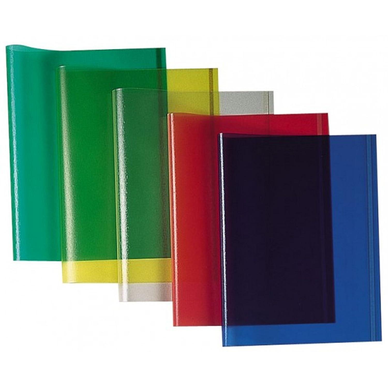 Aurora Store.it 10 COPRILIBRI CON ADESIVO IN PPL 31x50 CM COPERTINE COLORATE FAVORIT VARI COLORI