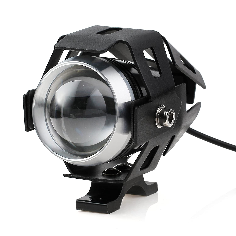 Motorcycle Dual Switch Motorbike Handlebar Switch 7//8 Handlebar Switch On Off Switch For Headlight Fog Spot Light Flashing Warning Light