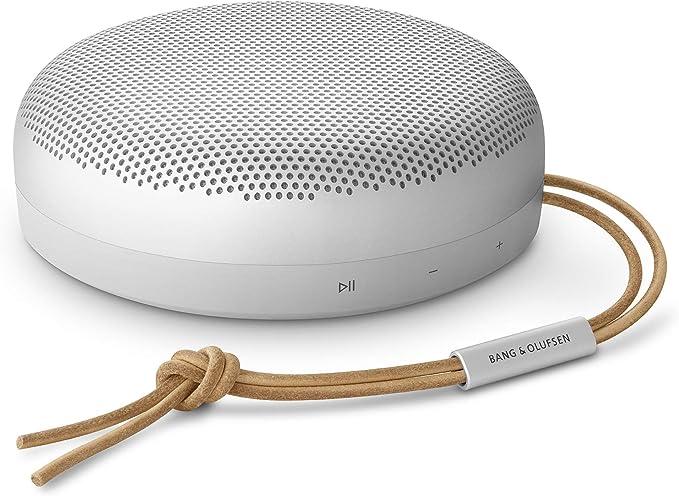 Bang & Olufsen Beosound A1 (2ª generación) - Altavoz Bluetooth portátil Resistente al Agua con micrófono, en Color Grey Mist: Amazon.es: Electrónica