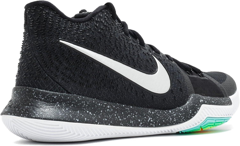 Nike Kyrie 3 - Zapatillas de Baloncesto para Hombre, Color Negro ...