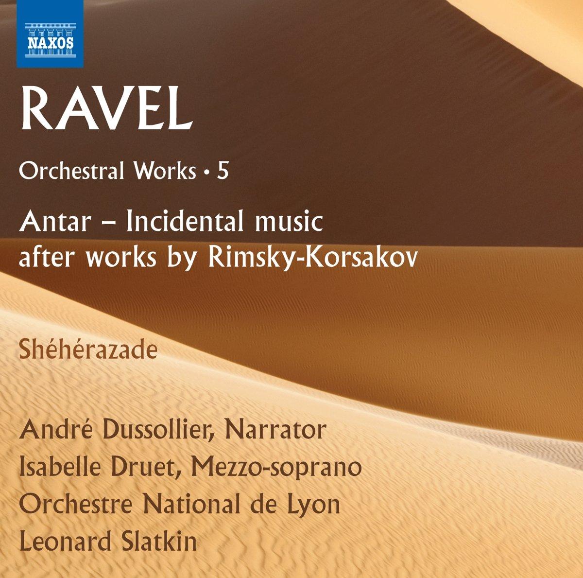 Maurice Ravel (1875-1937) - Page 13 71EZ745GfpL._SL1200_