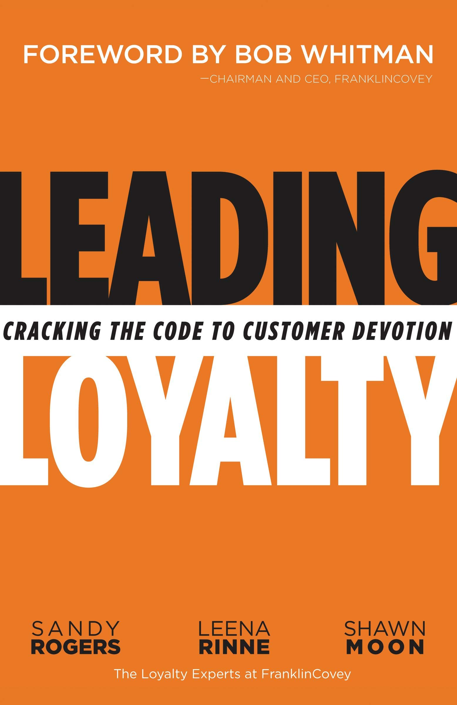 Image result for leading loyalty