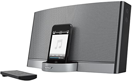 Amazon Com Bose Sounddock Portable 30 Pin Ipod Iphone Speaker Dock Home Audio Theater