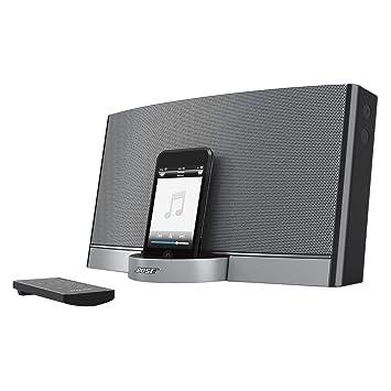 bose ipod docking station. bose ® sounddock portable digital music system 30 pin models rechargeable ipod docking station l