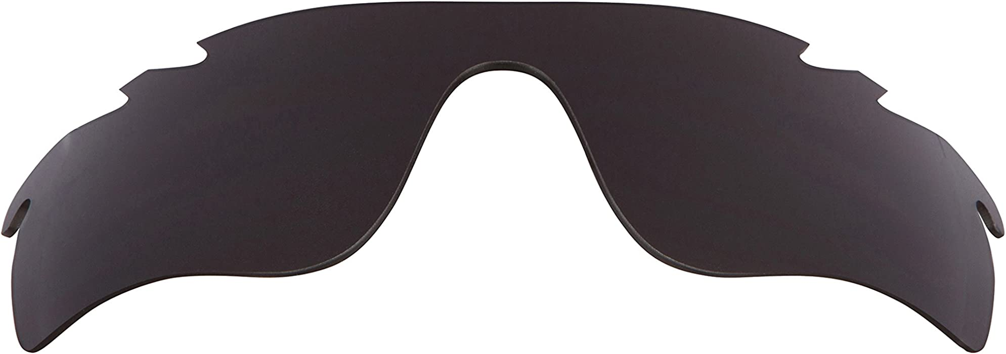 4e9aab114347 Vented Radarlock Path Asian Fit Replacement Lenses Black by SEEK fits OAKLEY
