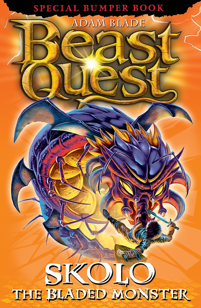 Download Beast Quest: Special 14: Skolo the Bladed Monster pdf epub