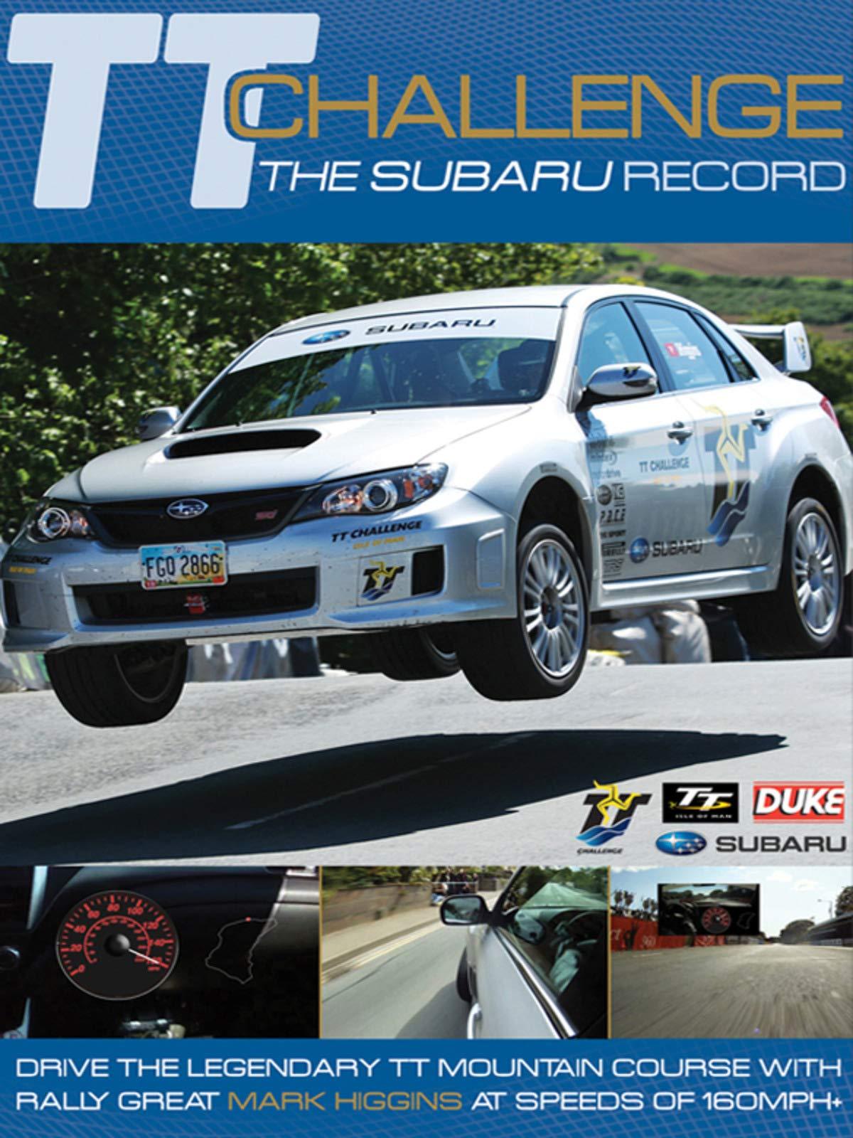 TT Challenge - The Subaru Record on Amazon Prime Video UK