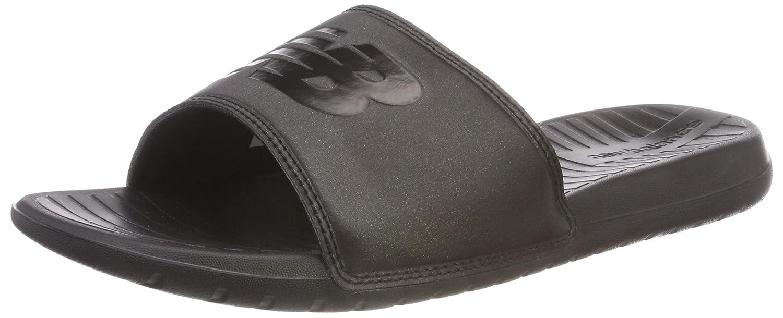 New Balance Sdl006v1, Zapatillas Unisex Adulto 45 EU|Negro (Black/Black Sb)