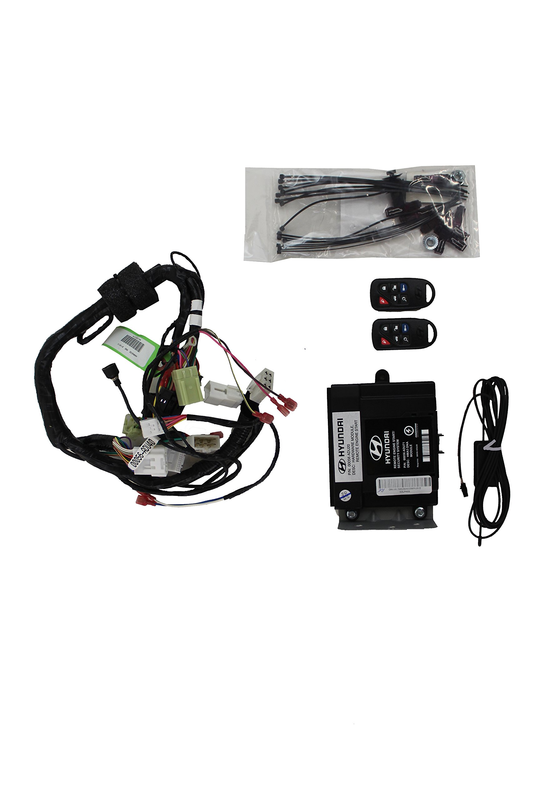 Genuine Hyundai 3S056-ADU02 Remote Start