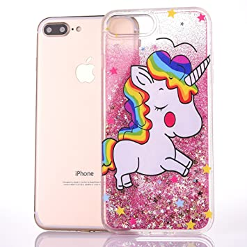 iphone 7 plus coque licorne