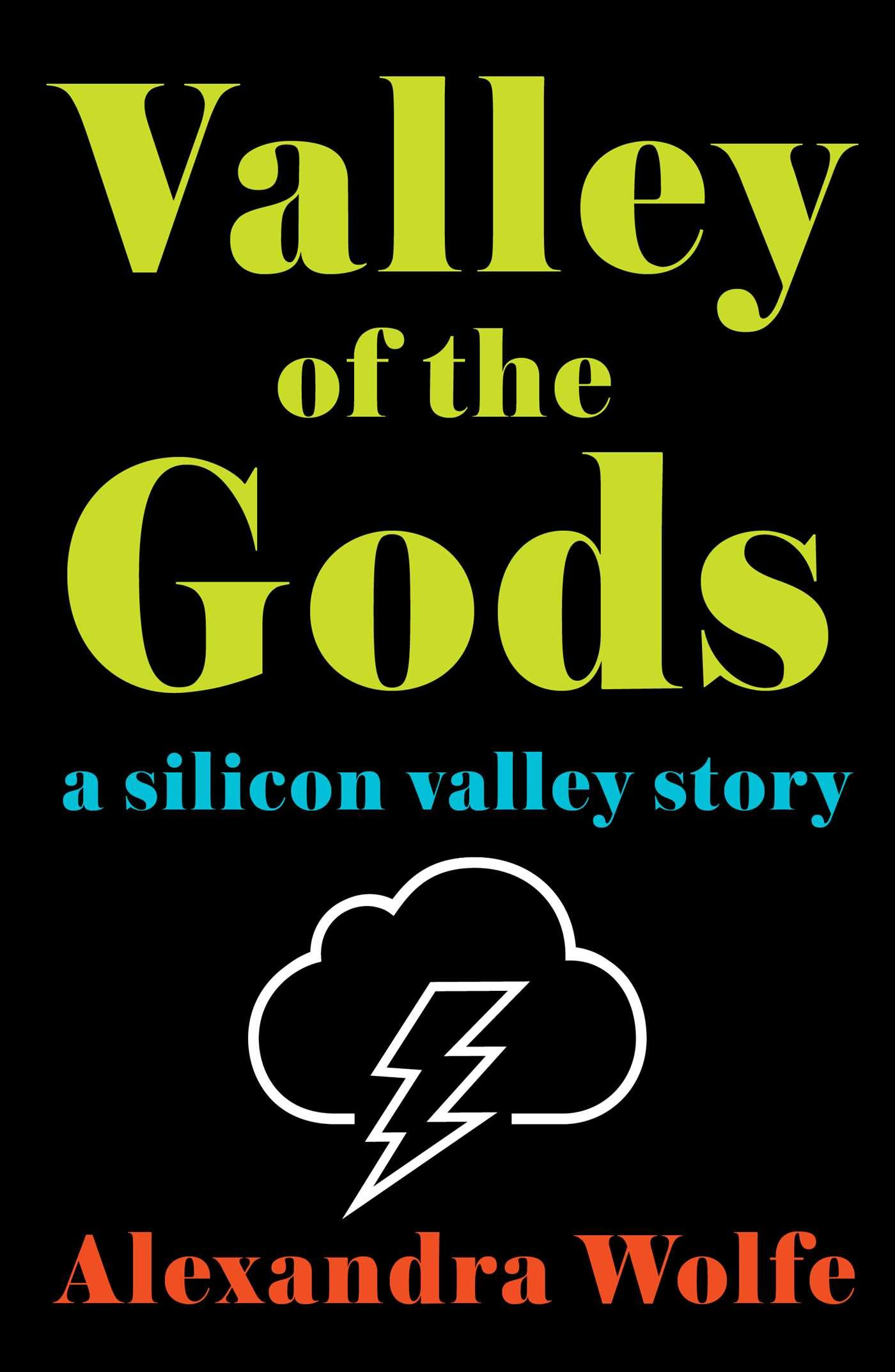Valley Of The Gods: A Silicon Valley Story: Alexandra Wolfe: 9781476778945:  Amazon: Books