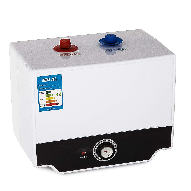 Cueffer Calentador de Agua Elé ctrico Calentador de Agua Instantá neo Calentador de Agua Elé ctrico con Tanque de Acero Inoxidable (10L)