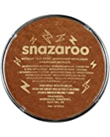Snazaroo Face and Body Paint, 18 ml - Metallic Copper (Individual Colour)