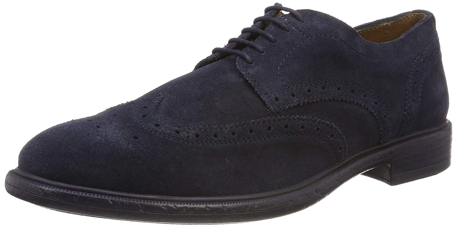 Geox Men's U Terence a Brogues: Amazon.co.uk: Shoes & Bags