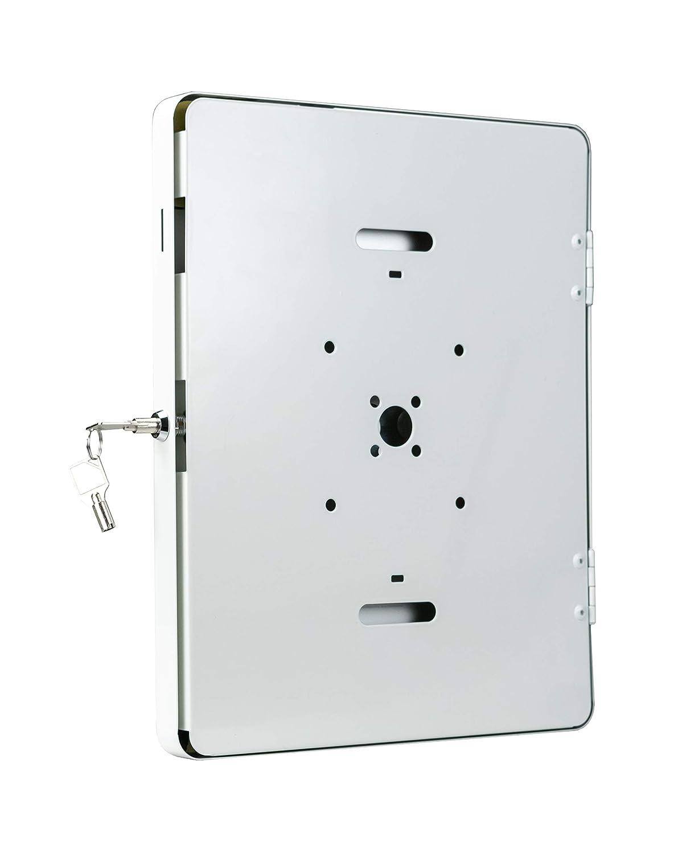 CTA Digital PAD-PARAWW Premium Locking Wall Mount White