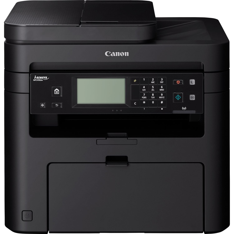 Impresora láser multifunción monocromo Canon i-Sensys MF249DW ...