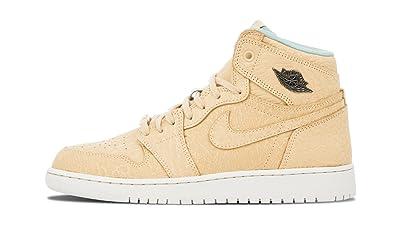 Nike Air Jordan 1 Retro Hi OG PRL GG, Scarpe da Corsa Donna ...