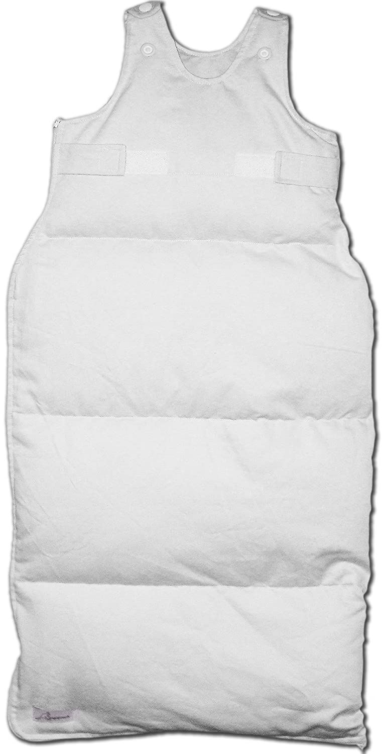 Kangapouch Down Fill Baby Sleep Sack Size Small 0 12 Months Amazonca
