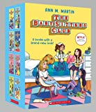 The Baby-Sitters Club Netflix Editions 1-8 Boxed Set
