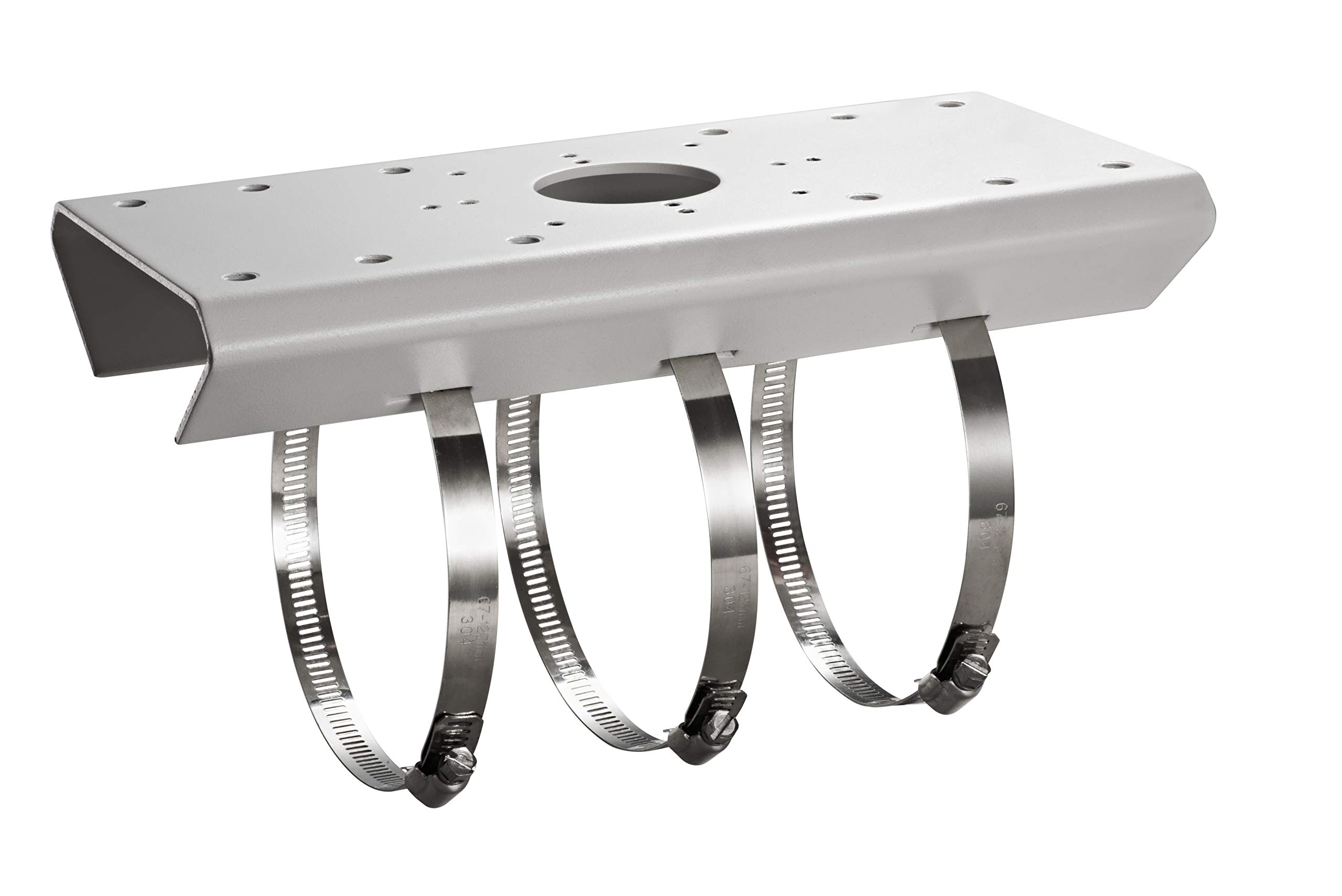 PM DS-1275ZJ Universal Pole Mount Adapter for Most Hikvision Wall Mounts and Cameras - 4 Pack by KENUCO (Image #3)