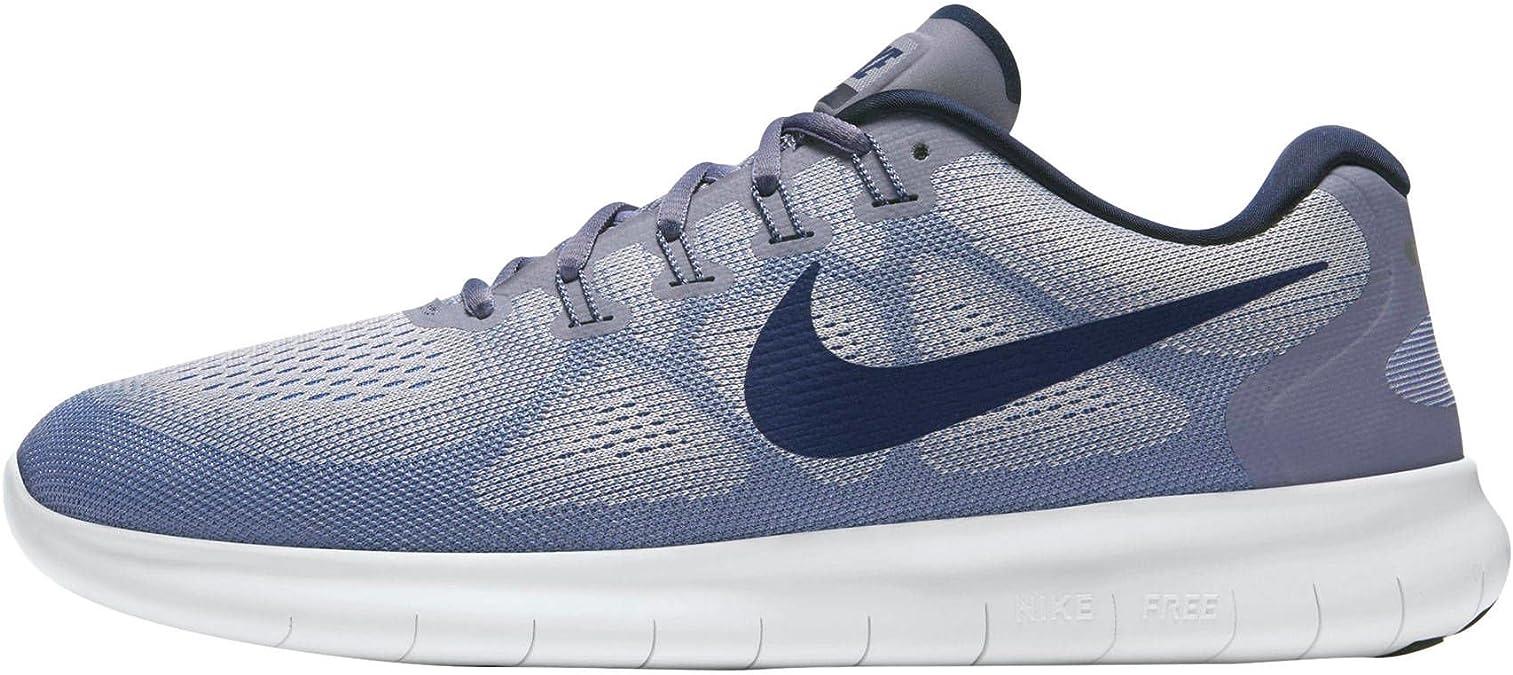 Nike Free Rn 2017 - Zapatillas de running para hombre, color Azul ...