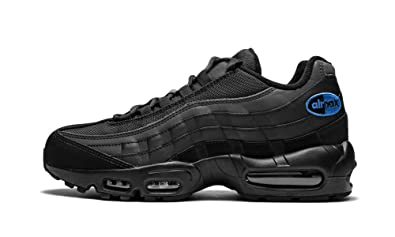low priced e6c37 7bdc0 Nike Air Max 95, Chaussures de Fitness Homme, Multicolore  Black/Anthracite/Game