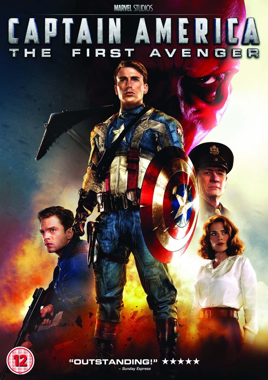 Risultato immagini per captain america the first avenger