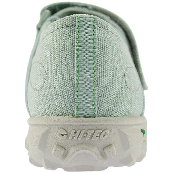 Hi-Tec Womens Ezee'Z Pompa I Calzature Un Colore, Verde, 37