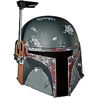 Hasbro Casco Boba Fett réplica de Star Wars con luz ponible Black Series 27.5x33x26.5cm PVC