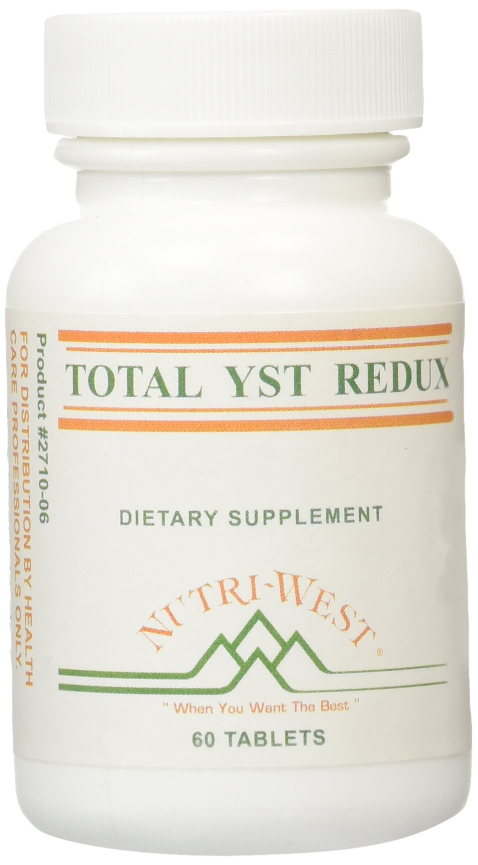 Nutri-West - TOTAL YST REDUX - 60 by Nutri-West
