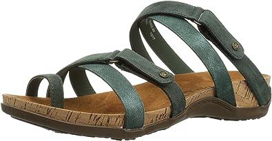 BEARPAW Women's Nadine Slip On Sandal