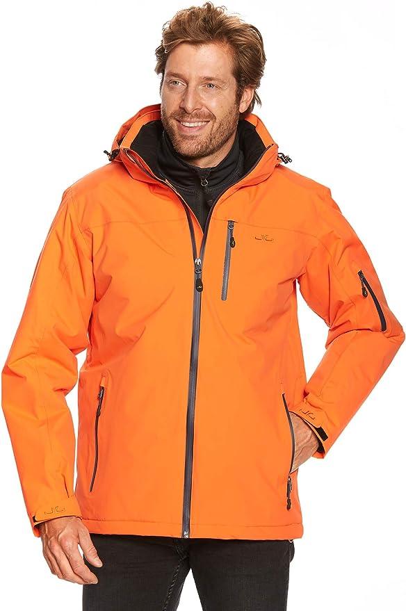 Jeff Green Veste De Ski Femmes Hiver Imperm/éable Respirante Kerava 12.000mm Schmerber Capuche Amovible
