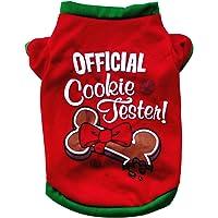 CALIDAKA - Camisas impresas para cachorros y perros, ropa para perros y gatos, ropa de Navidad, ropa para mascotas de…