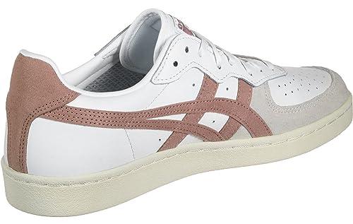 sports shoes b3fb6 9ce35 Onitsuka Tiger GSM Shoes White/ash Rose: Amazon.co.uk: Shoes ...