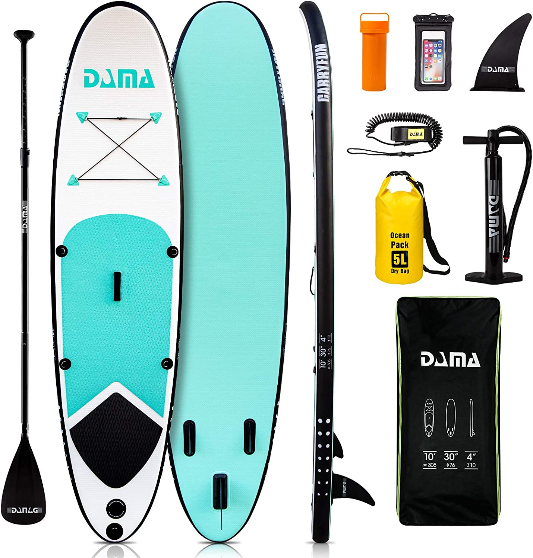 dama youth kids paddle board
