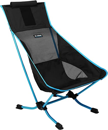 Helinox Beach Camping Chair One Size Black