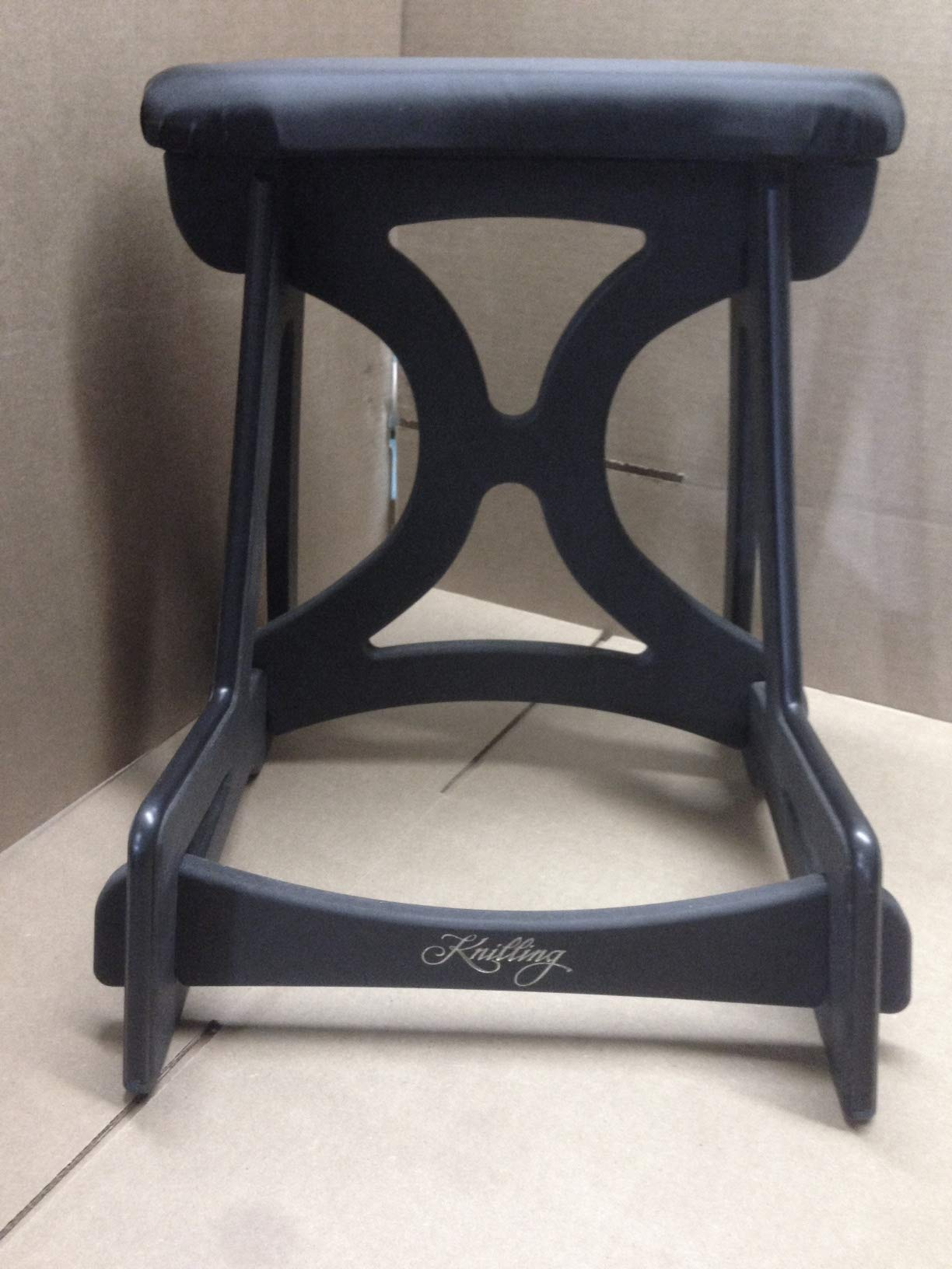 RC Williams CO Concert Black Amazing Bass Stand 24 inch Height by RC Williams CO