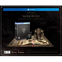 The Elder Scrolls Online: Morrowind Collector Edition for PlayStation 4 by Bethesda